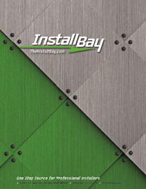 2021 Install Bay Catalog