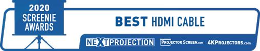 Best HDMI Screenie Award