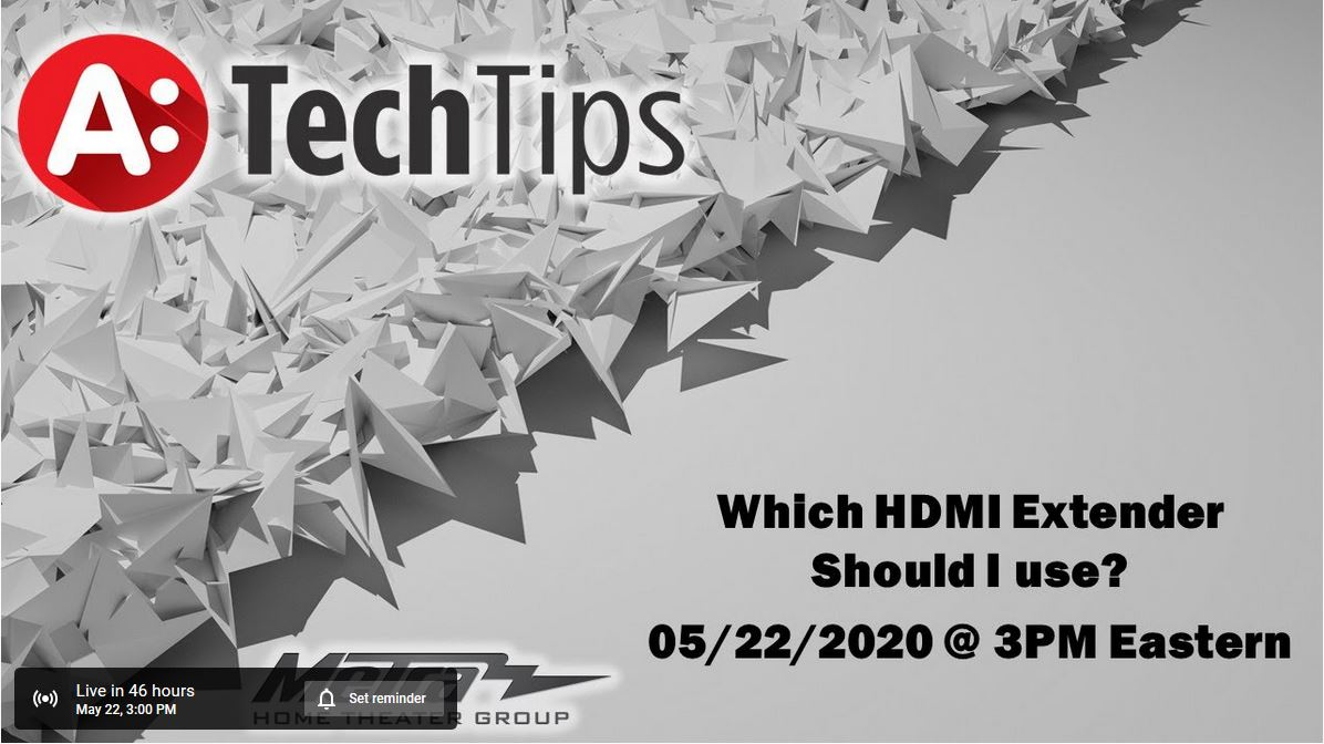 Tech Tips Webinars banner